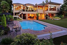 Mediterranean Exterior of Home - Found on Zillow Digs