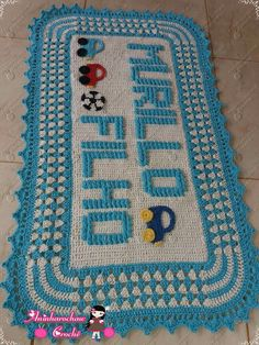 Crochet Bebe, Bohemian Rug, Diy And Crafts, Carpet, Blanket, Pattern, Rug Patterns, Crochet Doily Rug, Towel Rug