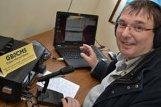 Caister Marconi Radio Station Contacts 40 countries Using Icom Amateur Radios