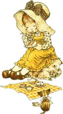 gifs et tubes sarah kay - Page 3 Sarah Key, Holly Hobbie, Cute Images, Cute Pictures, Comic Pictures, Hobby Horse, Fun Hobbies, Illustrations, Digi Stamps