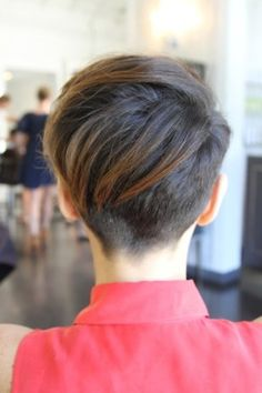 Love the undercut