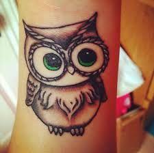 tatuagem de coruja 5