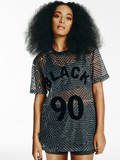 Solange Is Impossibly Cool in New Campaign for Eleven Paris  - ELLE.com