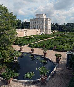 World's Most Beautiful City Parks: Villa Doria Pamphili, Rome