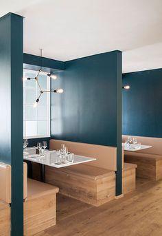 A Danish Take on an Italian Restaurant - NordicDesign
