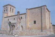 Valladolid  - Iglesia de San Martín de Tours - Cogeces de Íscar