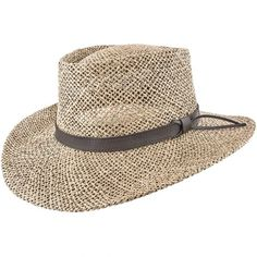 Lowest Price on Gambler - Stetson Straw Gambler Hat - TSGMBL. Boinas 7202581c8ce
