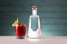 Brilliant Gin | Branding & Label Design