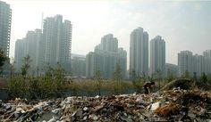 Laogang Landfill Outside Shaghai      Location: Outside of Shanghai
