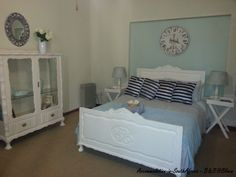 Stylish furnish bedrooms. Bloemfontein accommodation. B&B @ Bloem.