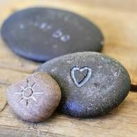 http://www.lilblueboo.com/2012/09/carving-rocks-with-a-dremel.html