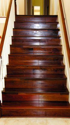 Brazilian Walnut Ipe Hardwood Flooring By Simplefloors Walnut Hardwood Flooring Unique Flooring Hardwood Floors