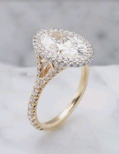 Round Solitaire Engagement Ring, Solitaire Rings, Wedding Jewelry, Wedding Rings, Traditional Engagement Rings, Pretty Rings, Fashion Rings, Crown Jewels, Oval Diamond