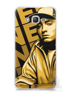Capa Samsung Gran Prime Eminem #2 - SmartCases - Acessórios para celulares e tablets :)