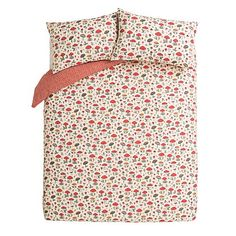 George Home Textured Toadstools Duvet Set | Home & Garden | George at ASDA