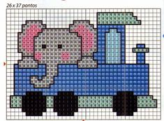 Thrilling Designing Your Own Cross Stitch Embroidery Patterns Ideas. Exhilarating Designing Your Own Cross Stitch Embroidery Patterns Ideas. Knitting Humor, Knitting Charts, Baby Knitting Patterns, Learn Embroidery, Cross Stitch Embroidery, Embroidery Patterns, Elephant Cross Stitch, Cross Stitch Baby, Cross Stitch Designs