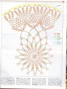 Mini Trellis Doily pattern by Adrienne R. Motif Mandala Crochet, Crochet Doily Diagram, Crochet Stitches Patterns, Doily Patterns, Thread Crochet, Dream Catcher Mandala, Dream Catcher Boho, Crochet Dollies, Crochet Flowers