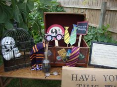 HOGWARTS / Harry Potter Birthday Party Ideas   Photo 1 of 72   Catch My Party