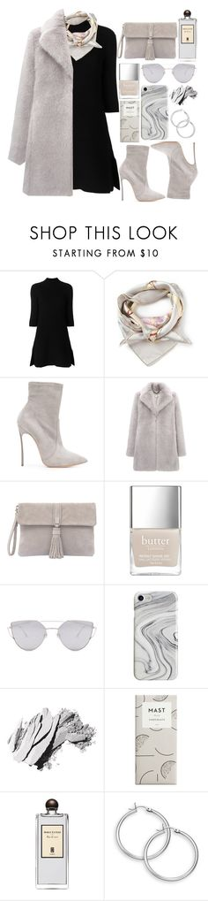 """""""🐭"""" by fashioneex ❤ liked on Polyvore featuring STELLA McCARTNEY, Hermès, Casadei, Whistles, Mint Velvet, Gentle Monster, Recover, Bobbi Brown Cosmetics and Serge Lutens"""