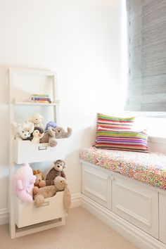 Project Nursery - Girl's Toddler Room