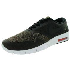 4e6c86ef056f Nike Men s Eric Koston 2 Max Baroque Brown Black Black Running Shoe