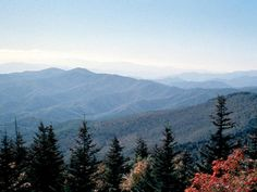 The Appalachian Trail traverses the park from west to east, and is one of the iconic features of the park.Great Smoky Mountains National Park