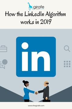 How the LinkedIn Algorithm works in 2019.  To know more open the link  Mail us: letstalk@thegirafe Contact : 9855085888  Visit: www.thegirafe.com  #socialmedia #LinkedIn #marketing #digitalmarketing #branding #business #algorithm #LinkedInalgorithm #blog #facebooknotes #informativeblog #linkedinprofile #linkedinmarketing #LinkedInTips #LinkedinNetworking In 2019, It Network, Digital Marketing, It Works, Branding, Social Media, Business, Link, Blog