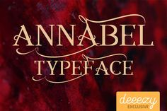 Annabel Regular Font – Deeezy – Freebies with Extended License
