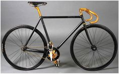 Fixed gear gold