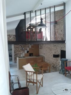 Loft Paris NZI 02 pM 600x799 Loft in Paris | NZI Architectes + Sandra de Giorgio