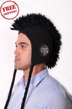 e7c890f25c9 11 nejlepších obrázků z nástěnky Mohawk hat