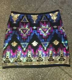 Hippie Style, Hippie Boho, Hippie Fashion, My Style, Aztec Skirt, Southern Boutique, Southern Fashion, Cute Outfits, Party Outfits