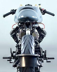 Cafe Racer Pasión — caferacerpasion.com Honda CX500 #CafeRacer...