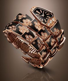 Bvlgari Serpenti and Papillon Voyageur for Baselworld 2012