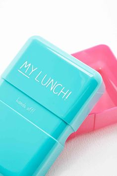 Urban Outfitters lunch box £8