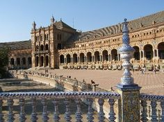 Sevilla, Španělsko