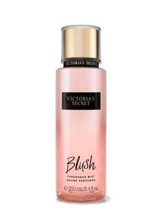 Blush Fragrance Mist - The Mist Collection - Victorias Geheimnis - ♥Victoria's Secret - Victorias Secret Perfume, Victoria Secret Fragrances, Bath And Body Works Perfume, Perfume Body Spray, Victoria Secrets, Maybelline, Blush, Parfum Victoria's Secret, Victoria Secret Body Spray