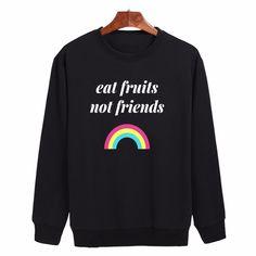 Friends not food shirt, vegan shirt, vegan tshirt, vegetarian shirt, vegetarian t shirt, animal rights shirt, vegan sweatshirt by TheCozyGal on Etsy https://www.etsy.com/uk/listing/487798505/friends-not-food-shirt-vegan-shirt-vegan