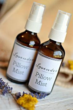 This DIY Lavender Pillow Mist uses lavender essential oil for the most peaceful sleep you have ever had! Make this recipe to have sweet dreams all night long. Essential Oil Spray, Essential Oils For Sleep, Essential Oil Blends, Lavender Pillow Spray, Lavender Oil, Lavender Flowers, Galaxy Slime, Lavender Crafts, Linen Spray