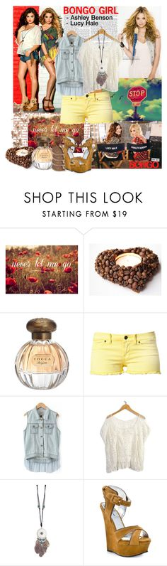 """""""Bongo Girl♥"""" by lolita96 ❤ liked on Polyvore featuring Haze, Bongo, Dr. Denim and Bebe"""