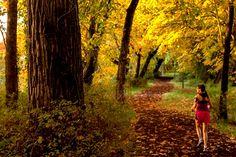 6 Tipps für einen sportlichen Herbst