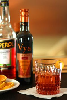 The Aperol Negroni and Americano