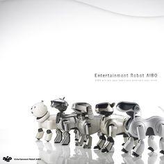 Entertainment_Robot_AIBO