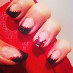SnowWhite nail art