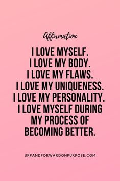 It's time to stop feeling unworthy. You deserve to feel as amazing as you are. Check theses 23 tips on how to build self-confidence with a little self-love. Positive Affirmations Quotes, Self Love Affirmations, Affirmation Quotes, Positive Quotes, Self Love Quotes, Quotes To Live By, Me Quotes, Empowerment Quotes, Self Motivation