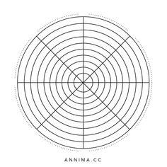Como fazer o exercício da Roda da Vida e realizar suas metas - annima.cc
