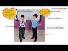 3. Sınıf 8. Ünite İngilizce Konu Anlatımı