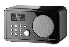 SCANSONIC IN210 FM/INTERNET RADIO  Table radios has entered a new era, fulfilling demands and technologic requirements of a quality-consious audience. The IN210 provides unique strengths and and a multitude of digital features in an attractive housing.