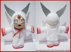 Kaguya from Naruto by UraHameshi.deviantart.com on @DeviantArt