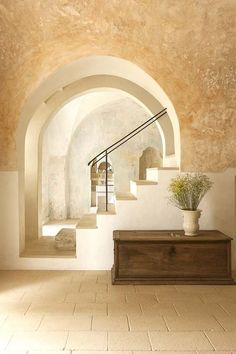 Masseria Critabianca - Picture gallery Whitewash color in architecture for summer inspiration Architecture Design, Beautiful Architecture, Interior Inspiration, Interior Ideas, Interior And Exterior, Sweet Home, House Design, Modern, Home Decor